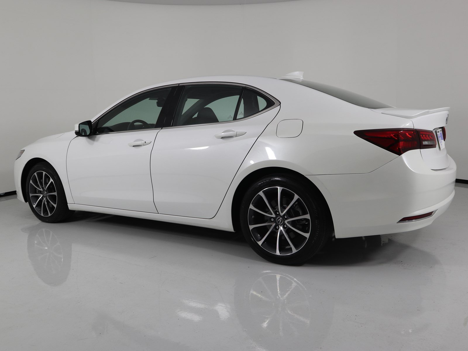 Pre Owned 2016 Acura Tlx V6 Tech