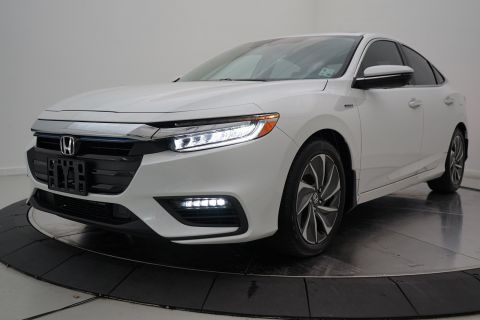 Certified Pre-Owned 2020 Honda Insight Touring